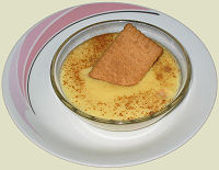 Natillas de Huevo / Spanischer Eierpudding