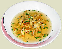 Fritattensuppe